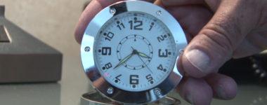 Clock Camera: Private Investigator Tools